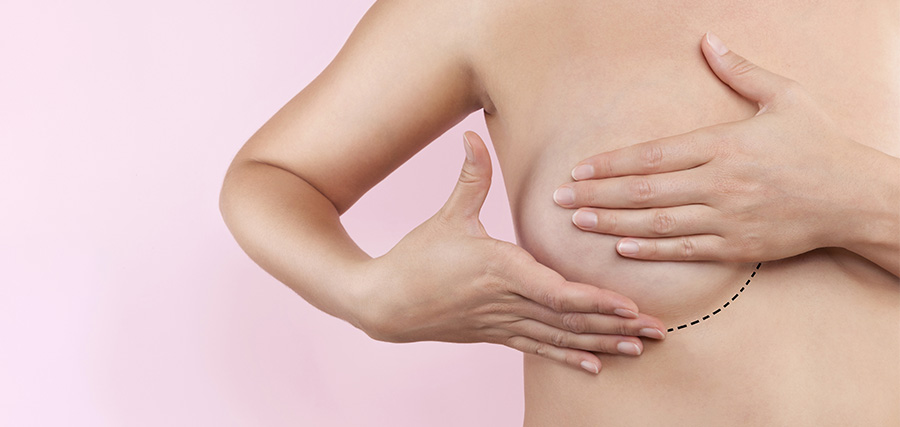سرطان الثدي وحشوات السيليكون